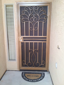 security door phoenix