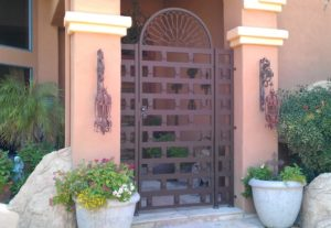 Courtyard Gates