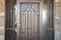 Peacock-Security-Door-