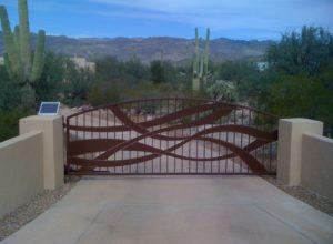 driveway gates phoenix