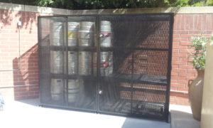 Keg Cage