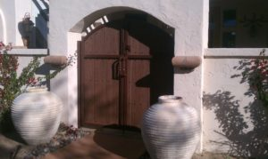 Yard Gate Composite Design