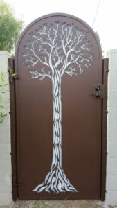 Yard Gate Deco Design
