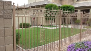 Deco Fence Design