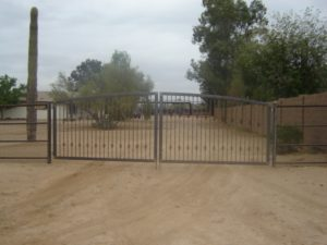 Vehicle Entry Gates