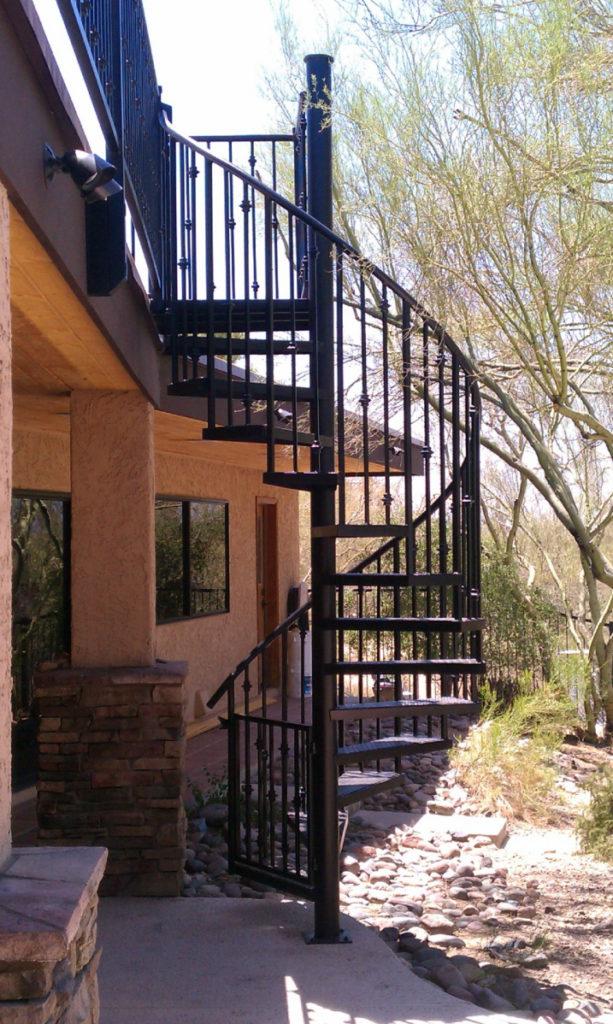 Best Steel Staircase Installer In Scottsdale Amp Glendale