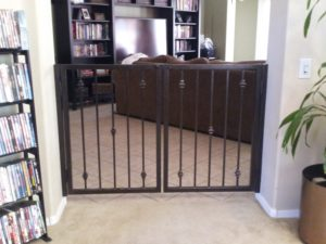 Interior Dog Gate