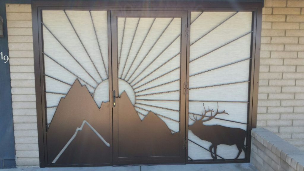 Phoenix Security Screen Doors
