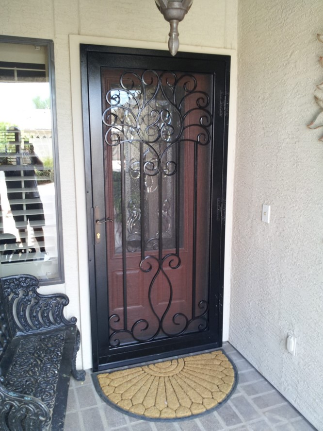 Security Screen Doors Phoenix Security Gates Phoenix Steel